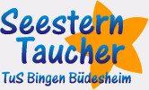 Seestern Taucher des TUS Bingen-Büdesheim